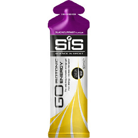 SiS GO Isotonic Energy Gel Six Pack 6x60ml, Blackcurrant